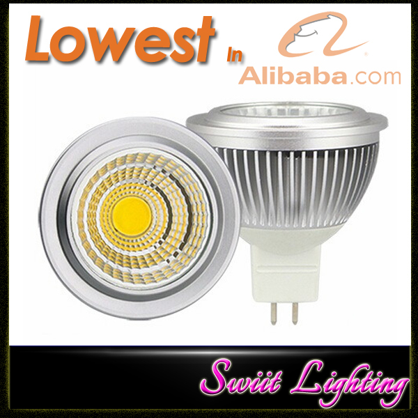New Arrival DD1656 dimmable 0-100% mr16 led spotlight 5w colorful ring gu10 mr11 led 5w
