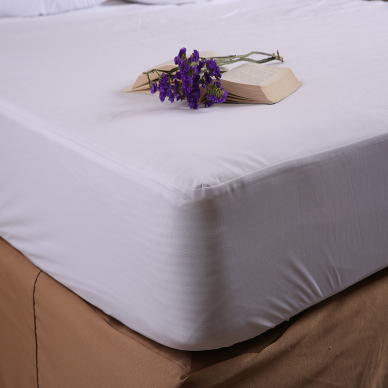 China Supplier Competitive Brushed Pongee Waterproof Mattress Protector For Hospital - Jozy Mattress | Jozy.net