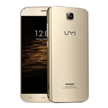 HOT Original UMI ROME X 1GB 8GB 5.5 inch Android 5.1 MT6580 Quad-core up to 1.3GHz 3g mobile phone