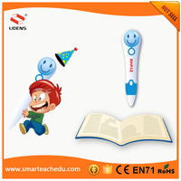Low Cost Children Say Book Early Learning Toy Intelligent Talking Pen