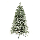 2019 New Stype Artificial PE Christmas Tree With Snow