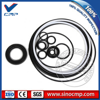 Hyundai excavator spare parts swing motor seal kit R80-7