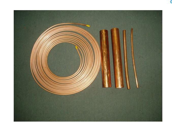 High Quality Copper Pipes