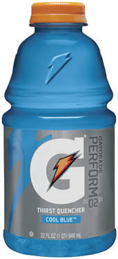 Gatorade Cool Blue