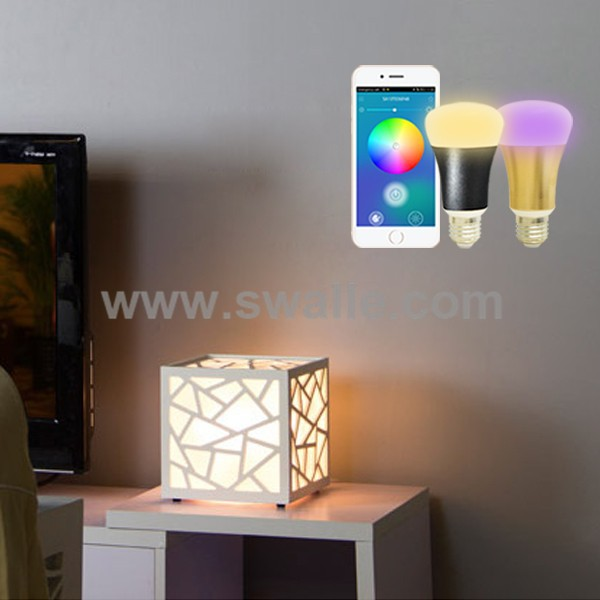 Super Quality E27 Bluetooth Led Lamp for Smart Home Like For Philips Hue Ce Fcc Ul Approved