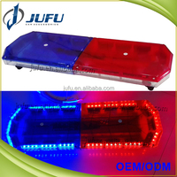 Guangzhou Manufactured 72w emergency red blue LED flashing used police light bars