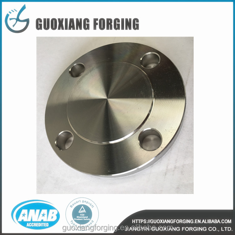 ASME B16.5 Carbon steel forged Spectacle Blind flange