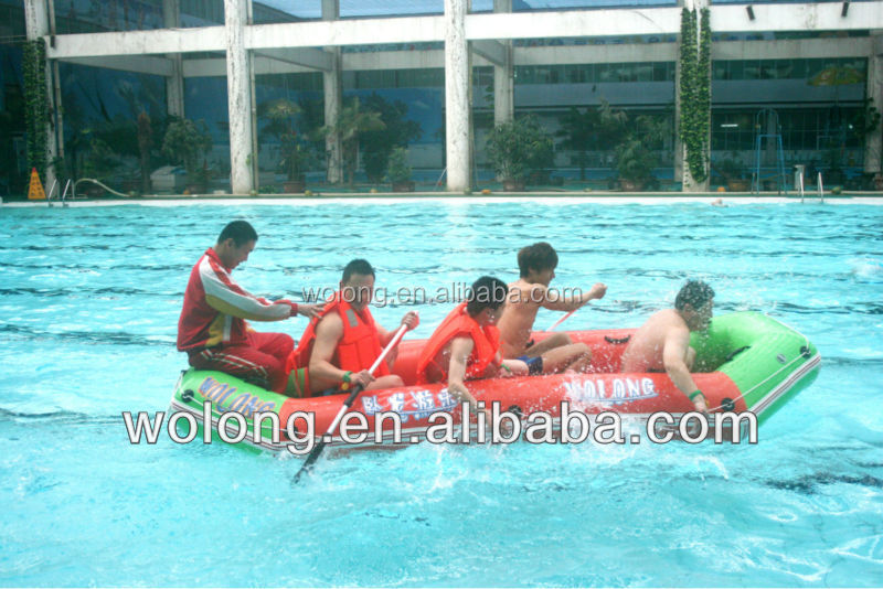 Inflatable Water Games Floating Banana Boat For Kids And Adults