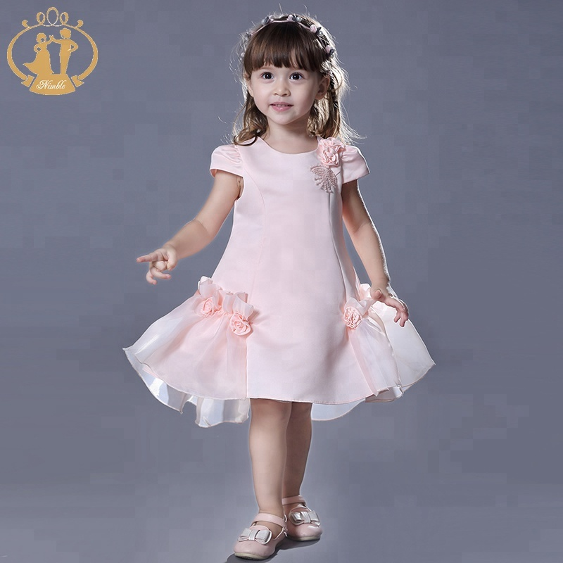 Wholesale gowns for kids design - Online Buy Best gowns for kids ...