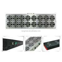 Hydroponic System 270pcsx3W 810W apollo 18 full spectrum led grow lights