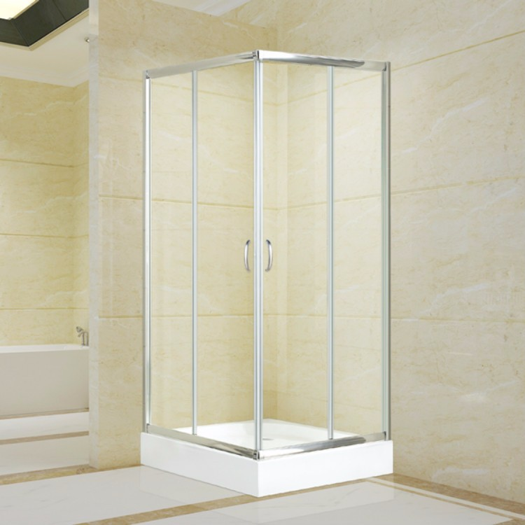 2017 super wholesale shower room for Europe market