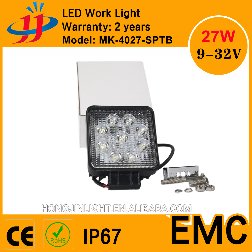 local delivery car accessorier driving light 12v led crees driving lights