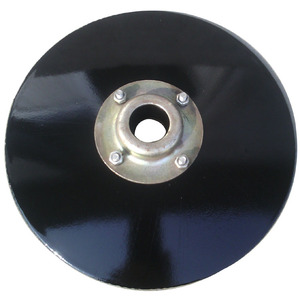 farm mower use scalloped disc blade
