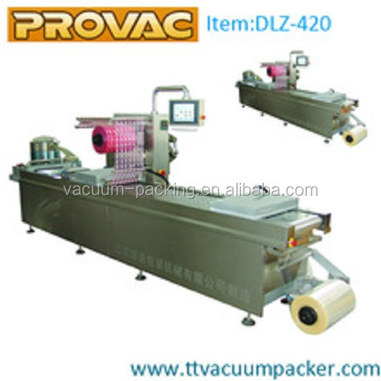 dry granule automatic vacuum packaging machine