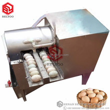 2500pcs/h egg washer/ high speed duck egg washing machine/egg washing without broken