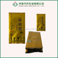 Cheap Wholesale!!! Laminated material heat sealing tea bag package