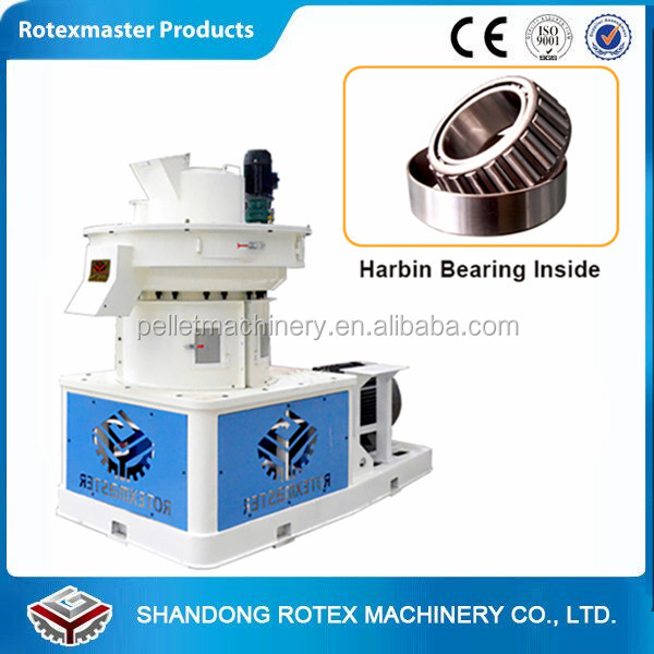 New design wood pellet production line price/wood pellet machine/pellet mill with cheap price