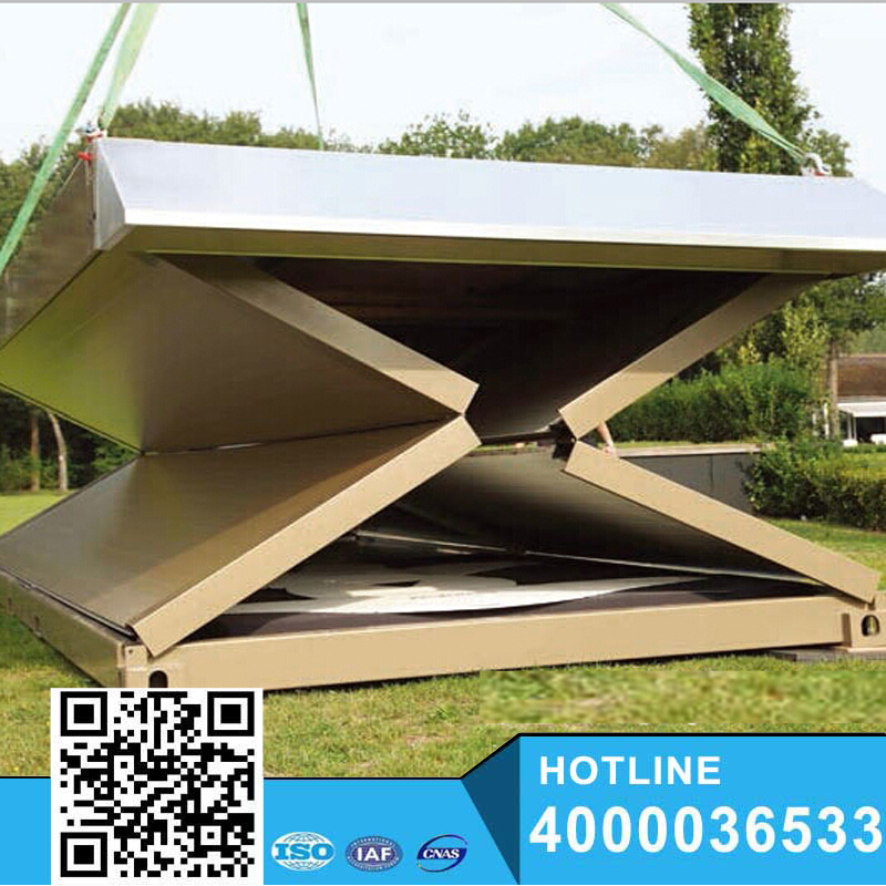 China manufacture folding container kit homes