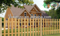Types of wood fence with cheap price