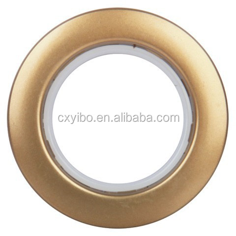 cheap plastic curtain accessories curtain eyelet ring