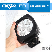 4.4 inch led work light 15w with round and square type 60w led work light for truck!