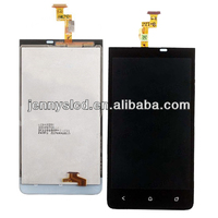 Original lcd cell phone lcd with digitizer for htc desire 300 lcd with digitizer assembly