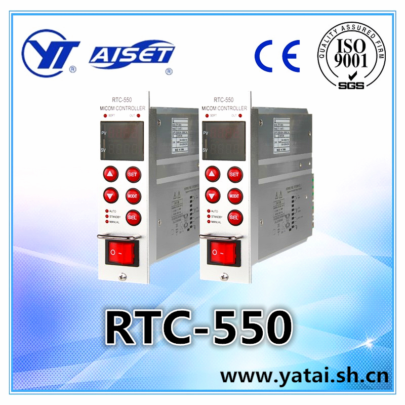 RTC-550/550A Hot runner injection mold temperature controller
