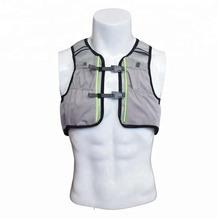 <strong>Safety</strong> Mesh Reflective Running Vest for Running Work Vest