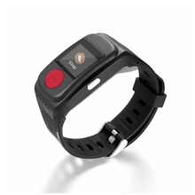 gps tracker <strong>smart</strong> <strong>watch</strong> heart rate monitor sos mobile phone sim card gps old people <strong>watch</strong>