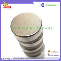 Best selling customised sintered strong cheap small round magnet