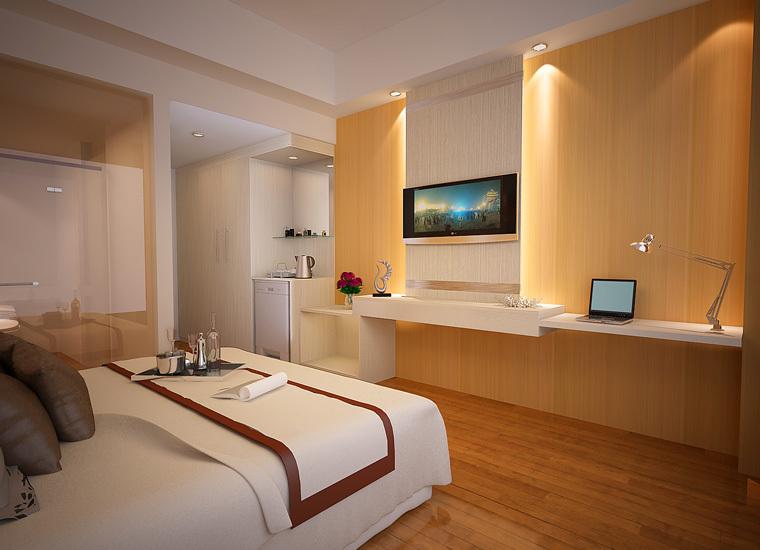 Indonesia hotel project bedroom furniture wardrobe and double bed buy bedroom furniture double - Centrini moderni camera da letto ...