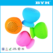 Hot Selling silicone horn stand speaker for smart phone