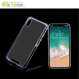 2017 hot custom design universal silicone phone case for iphone X with best price from china