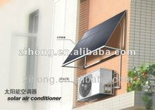 hot sale 100% solar AC 48V DC solar power air conditioners home aircon