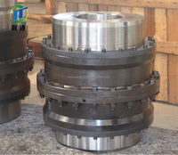 GIICL shaft gear coupling professional manufacturer
