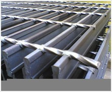 Steel Grating with rebar