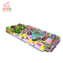 2017 new style indoor play house dog playground amusement toys equipment for sale