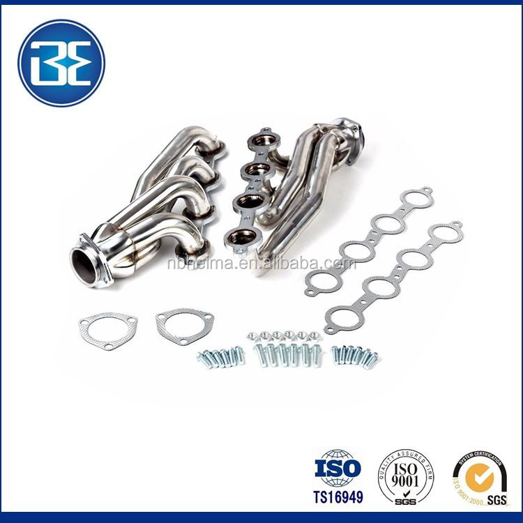 Wholesale Stainless Steel Exhaust Headers/ Manifolds Chevelle Camaro Fits Chevy LS1 LS2 LS3 LS6 LS7