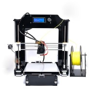 2016 New Upgraded High Precision DIY insustrial desktop Reprap Prusa I3 3d printer kit imprimante 3d printer machine for sale