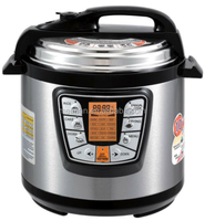 Daily use LCD display electric soup cooker with fully sealed structure for more nutritious CR-18D