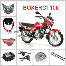engine parts BOXER CT100 motorcycles