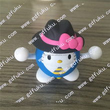 Doraemon figure/retty design custom made plastic miniature action figure/OEM factory