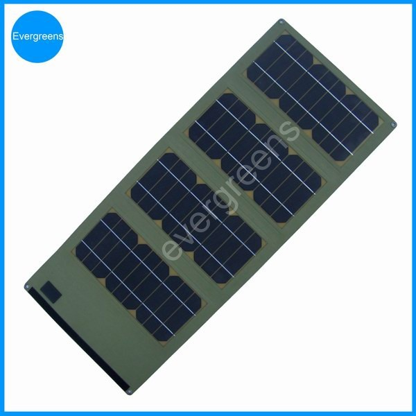 Folding mono solar charger by 500w solar panel