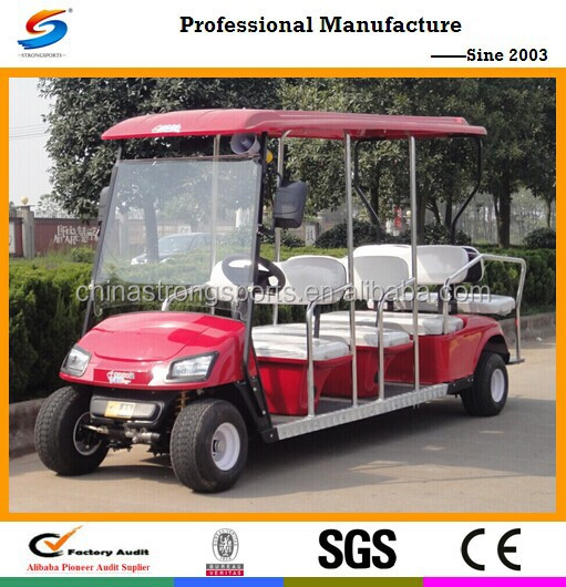 EC013B beautiful golf cart and buggy ce
