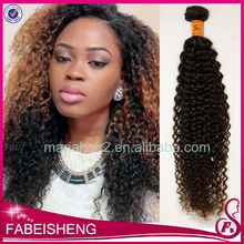 Factory wholesales 100% virgin hair double weft afro twist braid