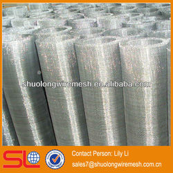 compound bending woven galvanized/copper decoration crimped wire mesh/stainless steel wire Crimped Wire mesh