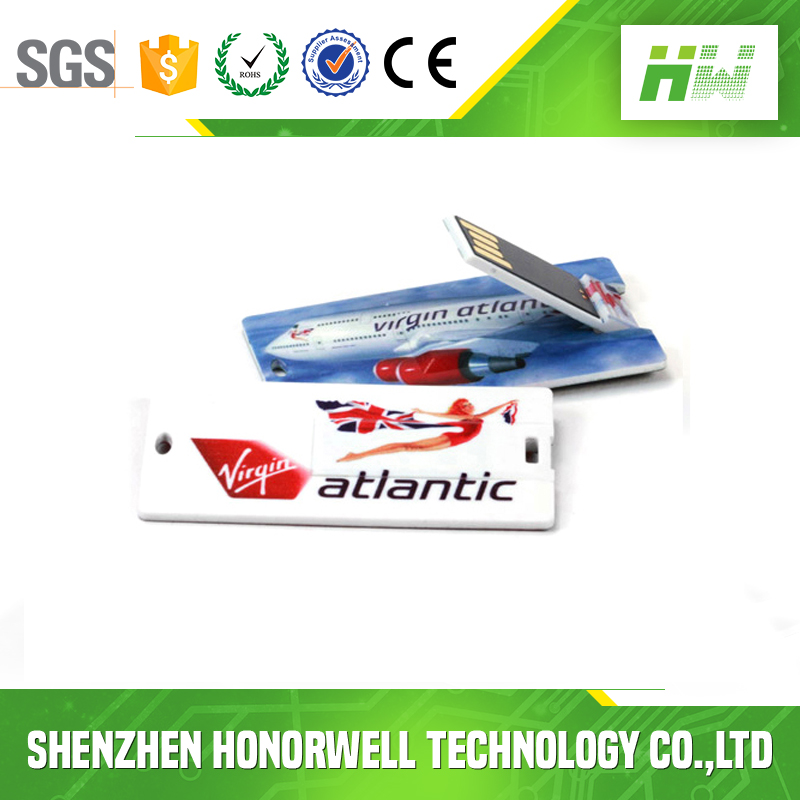 Promotional Credit Card Usb Flash Drive Wholesale