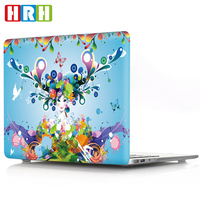 floral laptop tablet case for macbook air 13.3