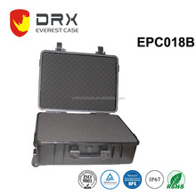 Hard IP67 Waterproof shockproof medical equipment trolley plastic case