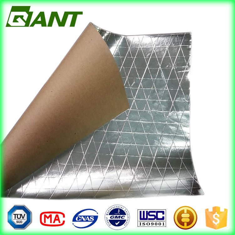 Aluminum thermal reflective foil insulation blanket